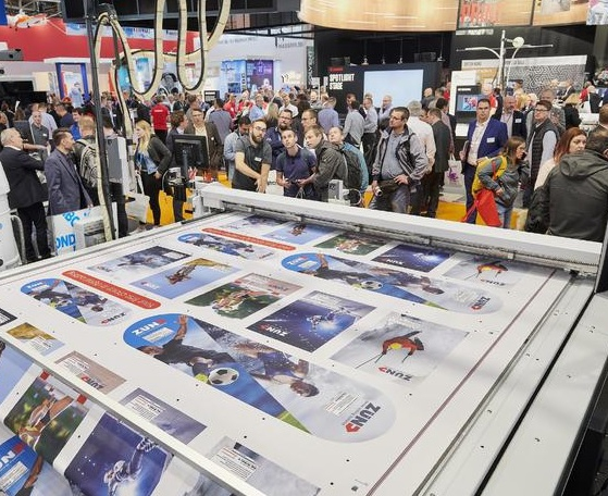 fespa sign print textiel sports