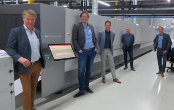 Canon Printstream 1000 bij Printforce